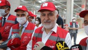 Türkiye'den Hindistan'a 1 milyon 100 bin dolarlık tıbbi yardım