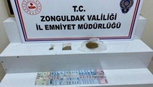 Uyuşturucu operasyonu: 2 kişi tutuklandı