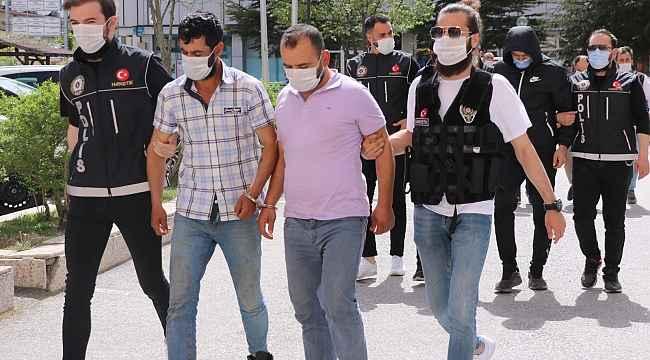 Uyuşturucu operasyonunda yakalanan 27 kişiden 5'i tutuklandı