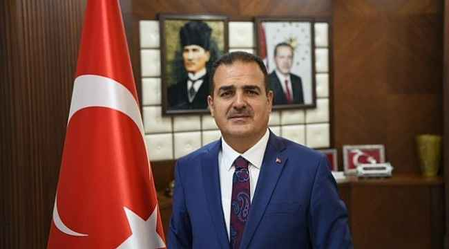 Vali Akbıyık'tan Ramazan Bayramı Mesajı