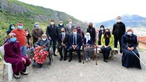 """Vali Masatlı: """"Engelli vatandaşlarımızın yaşam kalitesi için birçok uygulama hayata geçirildi"""""""
