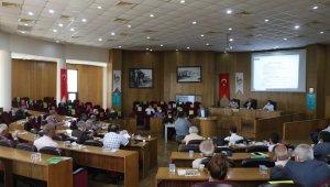 Viranşehir'de Mayıs ayı meclis toplantısı yapıldı