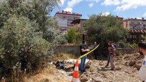 Yaşlı kadın inşaat alanında ölü bulundu