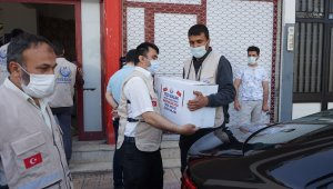Yedi Başak, Ramazan'da da ihtiyaç sahiplerinin yanında