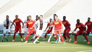 Yeni Malatyaspor en farklı mağlubiyeti Karagümrük karşısında yaşadı