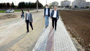 Yenişehir'de kapanma döneminde yol çalışmaları hızlandı - Bursa Haberleri