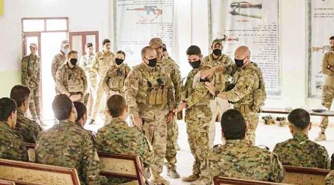 """ABD, terör örgütü YPG'ye """"sıhhıyeci eğitimi"""" verdiler"""