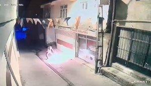 AK Parti Hani İlçe Binası'na molotoflu saldırıda 2 gözaltı