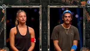 Aleyna'yı yenen Yiğit Poyraz, Survivor'da yarı finale kaldı