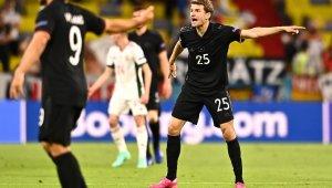 Almanya EURO 2020'de son 16'da