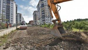 Altınordu Belediyesi, yılların sorunlarını çözüme kavuşturuyor