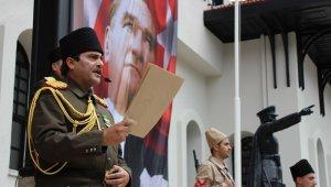 Amasya Genelgesi'nin yayınlanışının 102. yıl dönümü törenle kutlandı