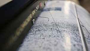 Antalya'da 3.5 büyüklüğünde deprem