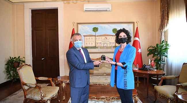 """Antalya Valisi Yazıcı: """"Önümüzdeki yıllarda spor turizminden daha çok pay alacağız"""""""