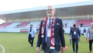 Antalyaspor Kulübü Derneği'nin yeni başkanı Hesapçıoğlu oldu