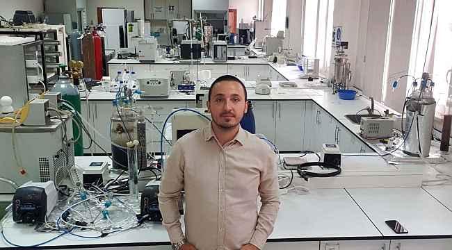 AÜ'nün Antalya'nın organik atık sorunlarına çözüm arayan tezine üçüncülük ödülü