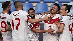 Ay-Yıldızlı takımımız EURO 2020'nin açılış maçına çıkıyor