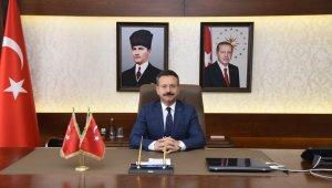 Aydın Valisi Aksoy'un Jandarma Teşkilatı'nın 182. Kuruluş Yıldönümü mesajı