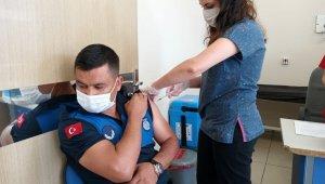 Aydın'da aşı rakamlar 600 bini geçti