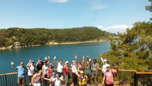Ayvalık Adaları Tabiat Parkı 'Açık Hava Sınıfı' oluyor