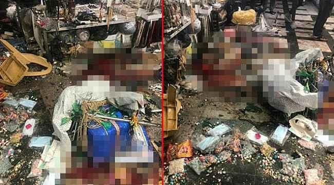 Bağdat'ta şiddetli patlama: 4 ölü