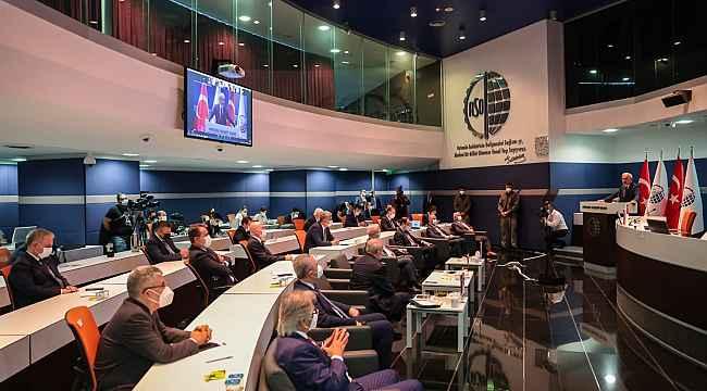 """Bakan Elvan: """"Uygulanan destek tutarının yıl sonuna kadar 191 milyar liraya ulaşması bekleniyor"""""""