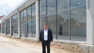 Başkan Alp, Beylikova Gençlik Merkezi'nin açılış müjdesini verdi