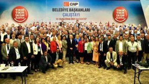 Başkan Ömer Günel CHP'nin çalıştayına katıldı