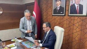 Başkan Savran müjdeleri açıkladı