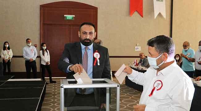 Başkan Yılmaz, yeniden ÇBB'nin encümen üyeliğine seçildi