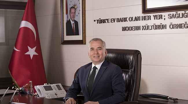 Başkan Zolan'dan Babalar Günü mesajı
