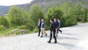 BEÜ'de 'Nemrut Kalderası ve Jeopark' toplantısı