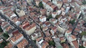 Beyoğlu'nda depreme hazırlık için önemli karar: Yüzlerce bina yenilenecek