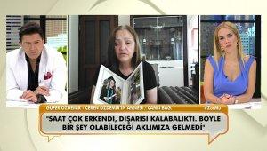 Bıçaklanarak öldürülen genç kızın annesi canlı yayında konuştu