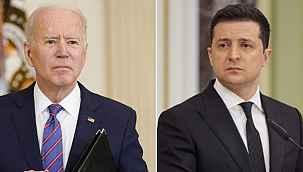Biden, Ukrayna'nın NATO üyeliğine itiraz etti