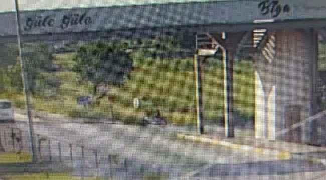 Biga'da motosiklet hırsızlığı: 1 tutuklama