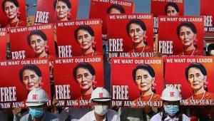 BM'den Myanmar'daki askeri cuntaya karşı silah ambargosu çağrısı