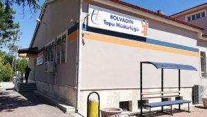Bolvadin Tapu Müdürlüğü yeni hizmet binasına taşındı