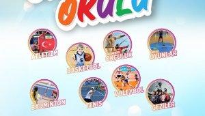 Boyabat Belediyesi yaz spor okulu kayıtları başladı