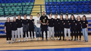 Bozüyüklü 'Bizim Kızlar' final grubundaki maçlarda 4. oldu