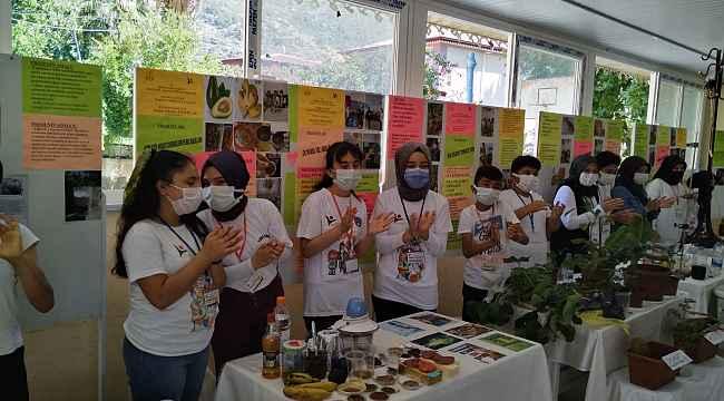 Bozyazı'da Bilim Fuarı açıldı