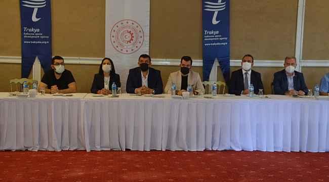 Bulgaristan-Türkiye Sınır Ötesi İşbirliği Proje çalışmaları sürüyor