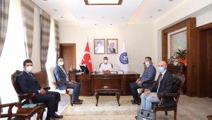 Burdur'da madencilik sektöründe iyileştirilmiş çalışma koşulları desteklenecek
