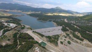 Burdur'da yeni sulama sezonunda 210 bin dekar alan sulanacak