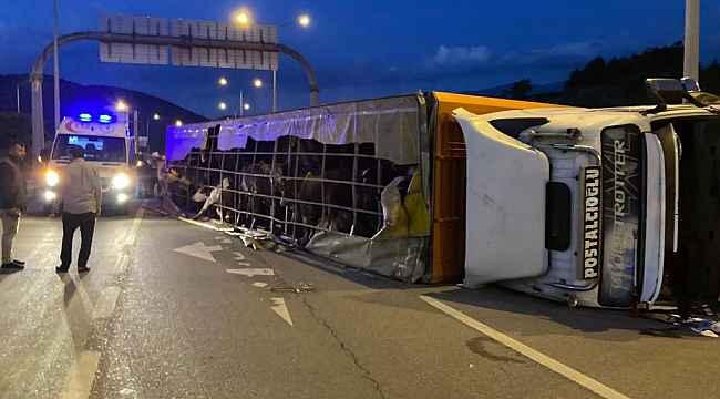 Bursa'da feci kaza: 1 ölü, 1'i bebek 2 ağır yaralı - Bursa Haberleri