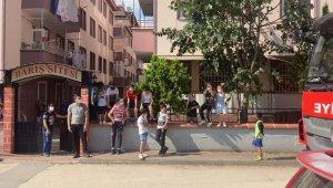 Bursa'da öğrenci yurdunda korkutan yangın - Bursa Haberleri