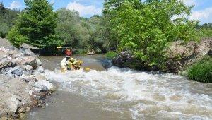 Bursa'da rafting heyecanı - Bursa Haberleri