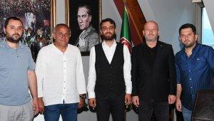 Bursaspor Kulübü, Hakan Cenkçiler'le yeniden anlaştı - Bursa Haberleri