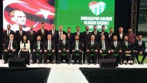 """Bursaspor Kulübü Yönetimi: """"Bursaspor, Teksas'tan büyüktür"""""""