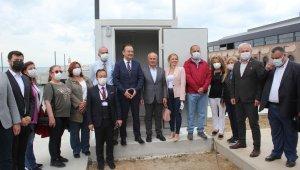 Büyükçekmece'de deprem ve tsunami gözlem istasyonunun açılışı gerçekleşti